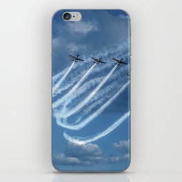 Brave Five iPhone Skin