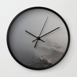 Breaking Serenity Wall Clock