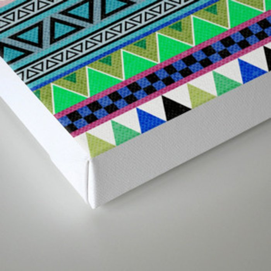OVERDOSE|ESODREVO Canvas Print