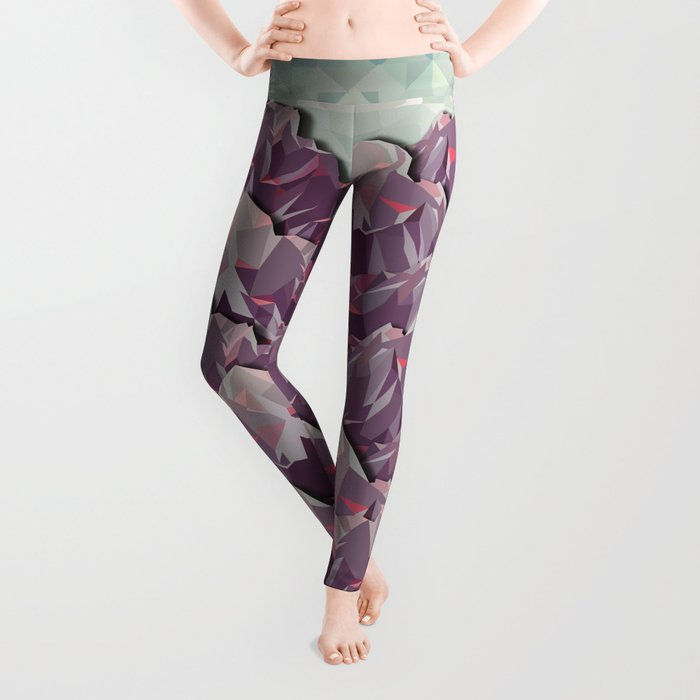 The Great, Great Night Mountain No. 5 Leggings