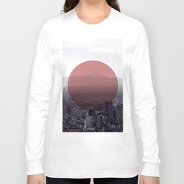 Fuji in the Distance - Remastered Long Sleeve T-shirt
