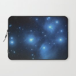 The Pleiades Star Cluster Laptop Sleeve
