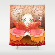 Fairy Queen Shower Curtain