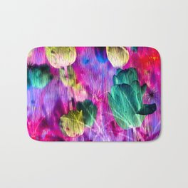 TULIPS of FANTASY Bath Mat