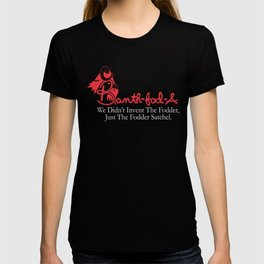 Banth fod A - for dark shirts T-shirt