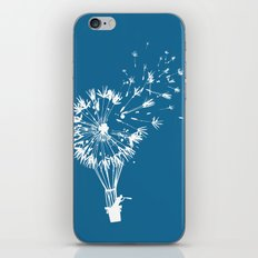 Going where the wind blows iPhone & iPod Skin
