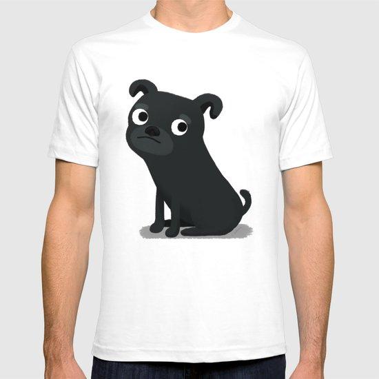 Pug - Cute Dog Series T-shirt