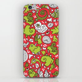 PLAYTIME HOLIDAY iPhone Skin