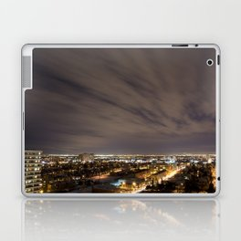 City Nights. Laptop & iPad Skin