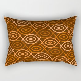 Op Art 112 Rectangular Pillow