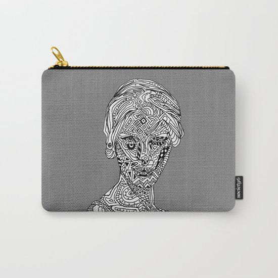 Space Goddess Carry-All Pouch