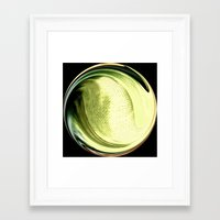 shining Framed Art Prints featuring Shining by Rose Etiennette