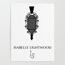 The Mortal Instruments Isabelle Poster