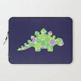 Stuart the stegosaurus Laptop Sleeve