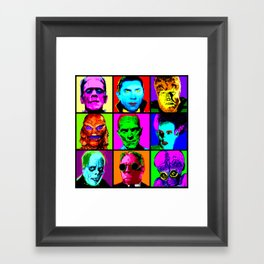 Universal Warhol Framed Art Print