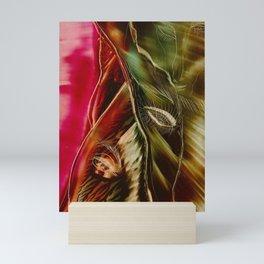Seelenverwandschaft Mini Art Print