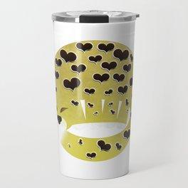 Leopard changing his spots Travel Mug