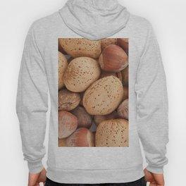 Hazelnuts and almonds Hoody
