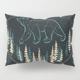 Heaven's Wild Bear Pillow Sham