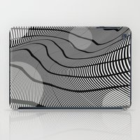mid century iPad Cases featuring Mid-Century Mod 2 by Patti Toth McCormick