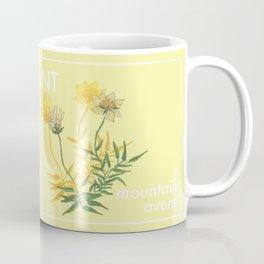 Provincial Flowers - Northwest Territories Coffee Mug