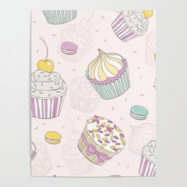 Sweets Galore! Poster