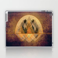 try again tree-angles mountains Laptop & iPad Skin
