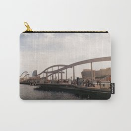 Port Vell sunset - Barcelona Carry-All Pouch