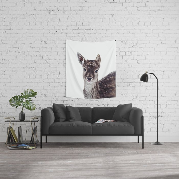 LITTLE FAWN FIONA Wall Tapestry
