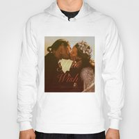 "princess bride Hoodies featuring As You Wish (""The Princess Bride"" 1987) by Woah Jonny"