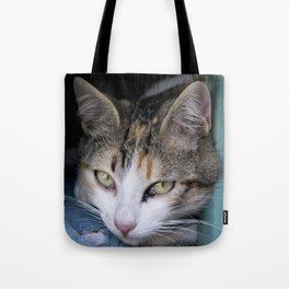 Her first  birth Tote Bag