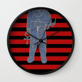 Ancient Astronauts the gods from planet x Wall Clock