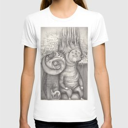All happened where tthe wild things were T-shirt