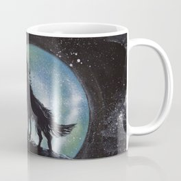 Lone Howler Coffee Mug
