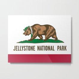 Jellystone National Park  Metal Print