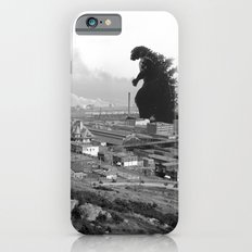 Old Time Godzilla Slim Case iPhone 6s