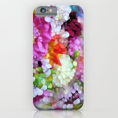 Dazzling Dahlia's Slim Case iPhone 6