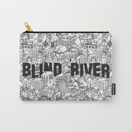 The Town (Black & White) Carry-All Pouch