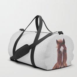 Horse II - Colorful Duffle Bag