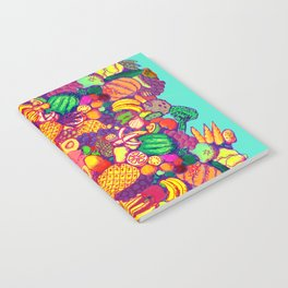 Tropical Food Notebook