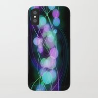 dna iPhone & iPod Cases featuring DNA by Dark-Wolf-Studios