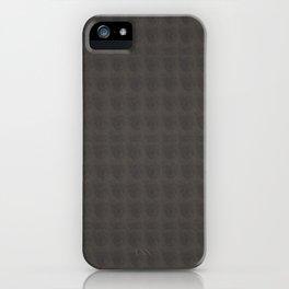 Loads of eyes in the dark - creepy design iPhone Case
