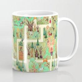 The Enchanted Forest  Coffee Mug