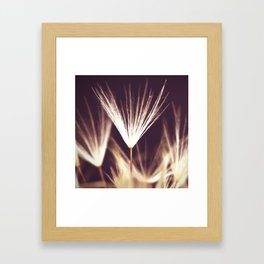 I am constant as the Northern Star Framed Art Print