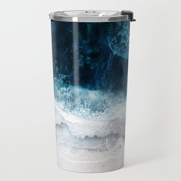 Blue Sea II Travel Mug