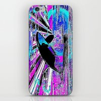 orca iPhone & iPod Skins featuring Orca by JT Digital Art