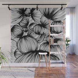 bubbles Wall Mural