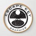 Escape Key Graphics Logo by escapekeygraphics