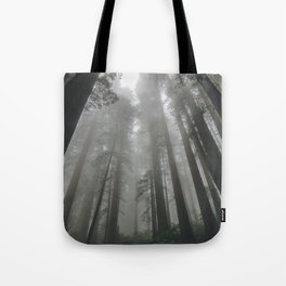 Cloud Sweepers Tote Bag