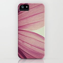 FLOWER 002 iPhone Case